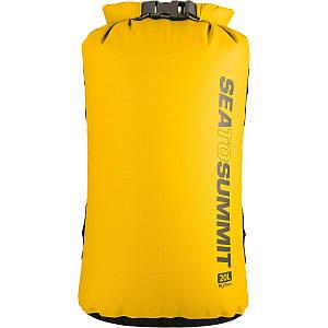 Гермомешок Sea To Summit Big River Dry Bag 20L yellow (STS ABRDB20YW)