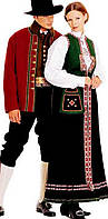 Ирландский костюм №1
