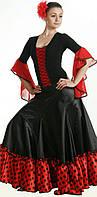 Испанский костюм женский №1