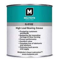 Универсальная смазка Molykote G-0102 для пресс-грануляторов на производстве подсолнечного масла, 1кг