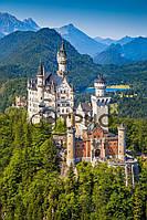 Обогреватель настенный инфракрасный пленочный картина Замок