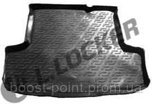 Коврик багажника (корыто)-полиуретановый, черный Fiat Linea (фиат линеа 2007г+)