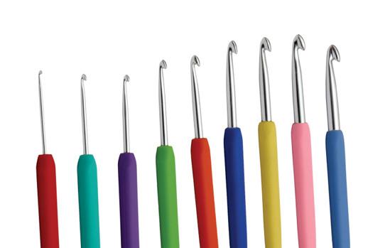 Крючок для вязания №1.5-4