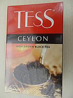 Чай черный Тес