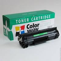 Картридж ColorWay HP CB435/436/CANON 712/725(CW-H435/436M)