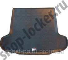 Коврик багажника (корыто)-полиуретановый, черный Fiat Tipo (фиат типо 2016г+)