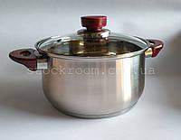 Кастрюля Peterhof PH 15821-20 из нержавеющей стали  3.4л