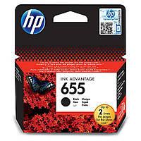 Картридж HP №655 (CZ109AE) Black просрочен, с возможностью возврата