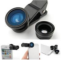 Линза для макросъёмки на телефон Leiqi