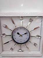 "Часы для кухни 26""27"
