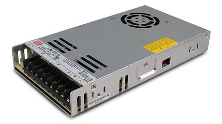 Блок питания Mean Well LRS-350-12 12В; 29А; 348 Вт IP20 Код.59026, фото 2