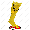 Гетры футбольные Adidas FB020128 (х-б, верх-нейлон, р-р 40-45, желтый)
