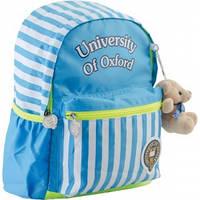 Рюкзак детский OX-17, голубой, 24.5*32*14 ,554061