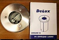 Грунтовый садово-парковый светильник Delux Ground-16 IP67 GX-5.3