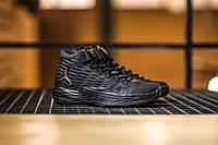 Air Jordan Melo M13 black