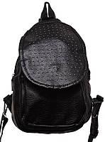 Стильный компактный рюкзак 1806 black