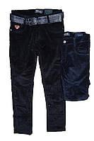 Вельветовие брюки на флисе для мальчиков, Seagull, 134-164 рр. арт. CSQ-89963
