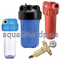Фильтры грубой (механической) очистки воды
