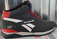 Спортивные зимние ботинки на шнурках мужские, мужская обувь зимняя от производителя модель И10РИБ-СК