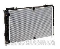 Радиатор Приора 2170-2172 с кондиционером Panasonic Лузар