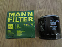 Фильтр масляный MANN-FILTER W 712/75