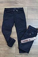 Утепленные катоновые брюки на флисе. 4- года.