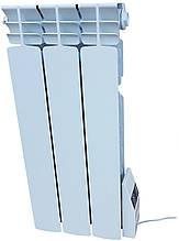 Электрорадиатор Эра 3 секции - отопление 6 кв.м.