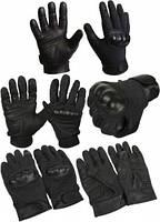 Перчатки Тактические (полный палец) GL617-Black M