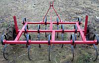 Культиватор навесной для сплошной обработки почвы КНС-1,7. Культиватор навісний для суцільного обробітку КНС, фото 1
