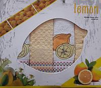 Набор кухонных полотенец в коробке TAG 40*60 - 4M003