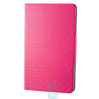Чехол-книжка для Samsung Galaxy Tab Pro SM-T320 пластиковая накладка Узор Розовый