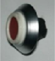 Вимикач кнопковий (червоний),(стоп компресор)