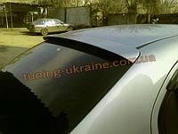 Спойлер-бленда на стекло из стеклопластика на Daewoo Lanos 1997 седан