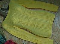 Свитер Джемпер из вискозы 603 лимон 42-48р