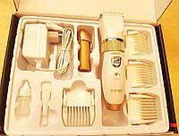 Профессиональная машинка для стрижки волос Gemei GM-6001 (аккумуляторная)