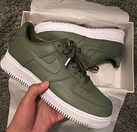 "Кроссовки NІКЕ Air Force LOW ""Green"" 36-40 рр"
