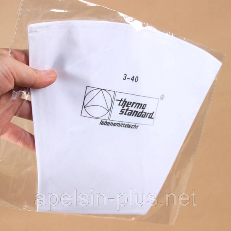 Мешок кондитерский тканевый влагостойкий 3 - 40 см