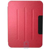 Чехол-книжка для Samsung Galaxy Tab 4 10.1 SM-T530 пластиковая накладка Folio Cover Красный