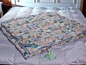 Одеяло пуховое Экопух - 140*205 пух 50% перо 50%