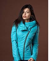 Женские молодежные демисезонные куртки