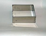 Форма для выпечки раздвижная квадрат от 14*14 см до 28*28см высота 10 см