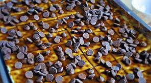 Шоколадные дробсы термостабильные 1 кг