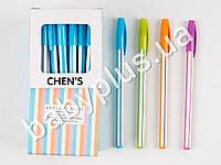 Шариковая ручка (цвет синий) CS563-S