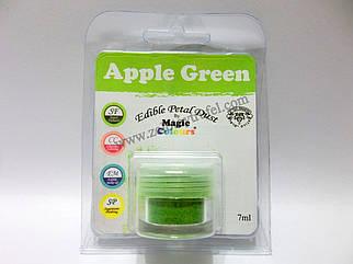 """Сухой краситель """"Apple Green"""" (Зеленое яблоко) ТМ Magic Colours"""