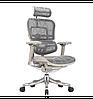 Ergohuman Plus Luxury Эргономичное кресло с подставкой для ног