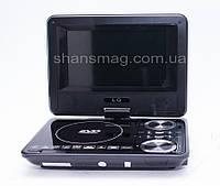 Портативный DVD с TV  LG DA-778