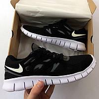 Женские кроссовки Nike Free Run 2.0 (36, 38, 41 размеры)
