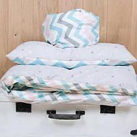 Шикарное детское постельное белье, комплект в ассортименте, бязь