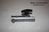 Соединитель штанги из 2-ух частей 9\9 шл. для трубы Ø26 мм.