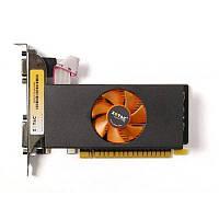 Видеокарта GeForce GT730, Zotac, 4Gb DDR5, 64-bit, VGA/DVI/HDMI, 902/5010MHz, Low Profile (ZT-71118-10L)